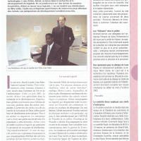 La Gazette, 2002 - AGnet se lance dans les logiciels novateurs